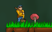 Awesome Mushroom Hunter