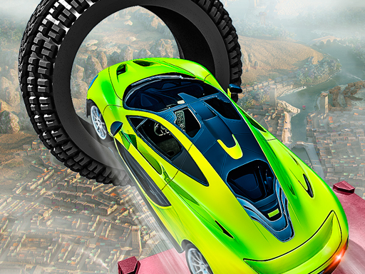 Crazy Car Racing Stunts 2019