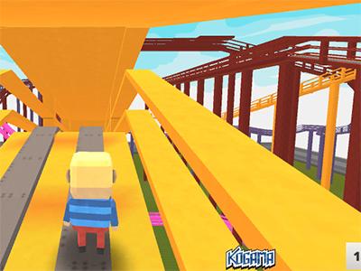 Kogama: RollerCoaster World