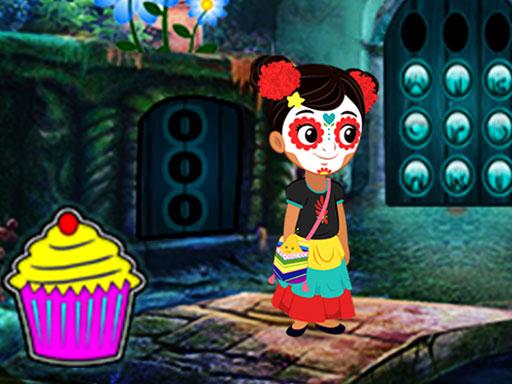 Lovable Halloween Girl Escape