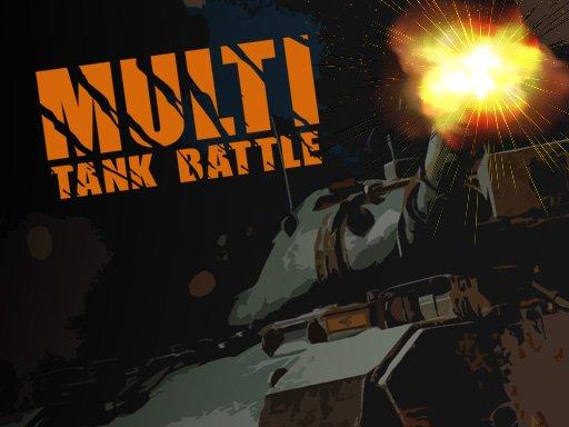 Multi Tank Battle