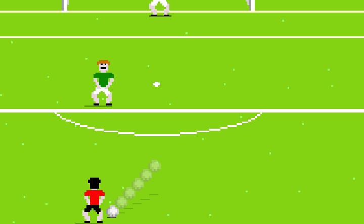 Pixel Soccer Multiplayer