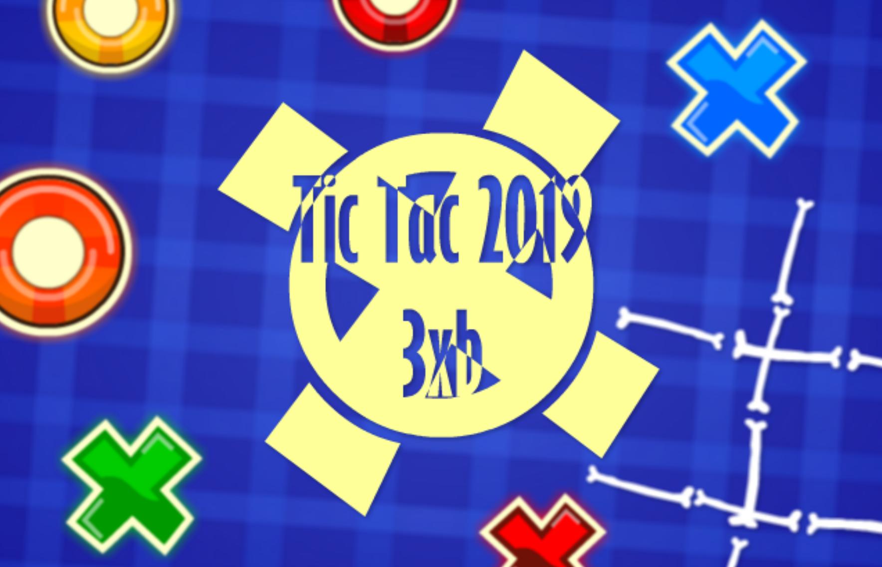 Tic Tac 2019 3xb