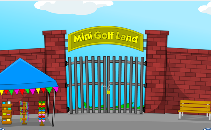 Toon Escape Mini Golf