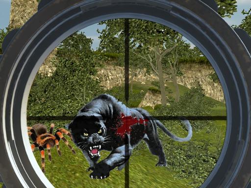 Wild Hunt: Jungle Sniper Shooting