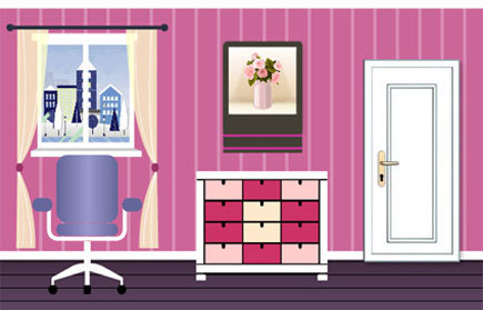 Amajeto Pink Room