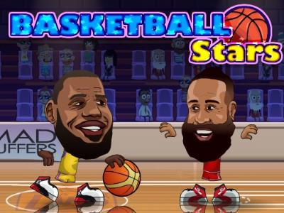 Basketball Stars 2D