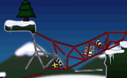 Cargo Bridge Xmas