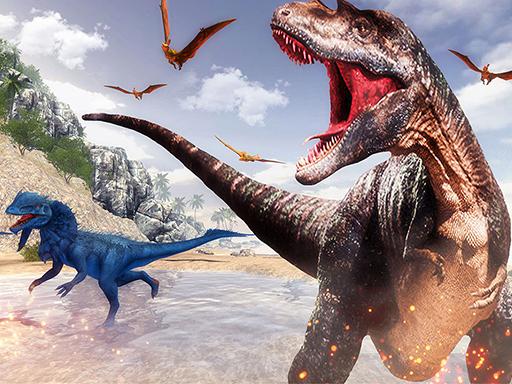 DEADLY Dinosaur Hunter Shooter