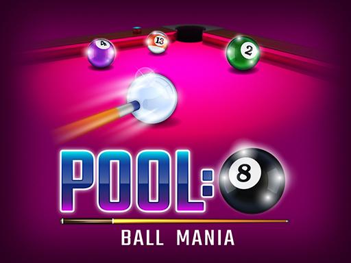 Pool 8 Ball Mania