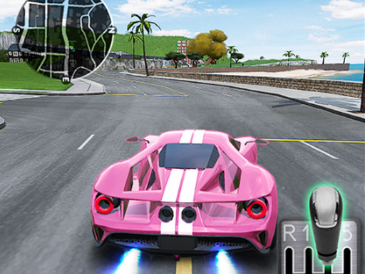 Traffic Zone Car Racer